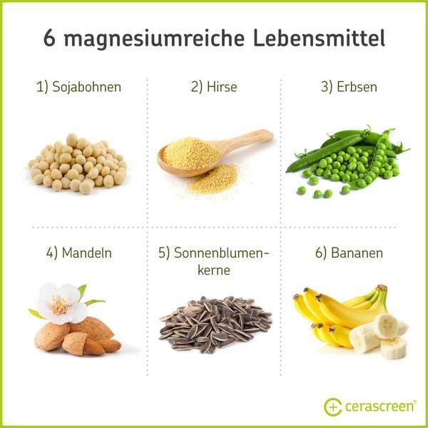 Il magnesio è un minerale per muscoli forti e un cuore forte